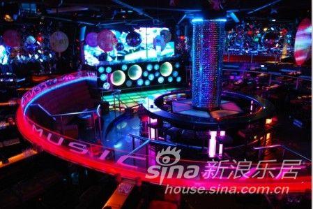全展开的一幅画卷.室内装饰、装潢,由香港著名设计师设计,充
